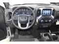 GMC Sierra 1500 SLE Double Cab 4WD Quicksilver Metallic photo #10