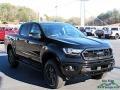 Ford Ranger Lariat SuperCrew 4x4 Shadow Black Metallic photo #7