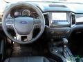 Ford Ranger Lariat SuperCrew 4x4 Shadow Black Metallic photo #15