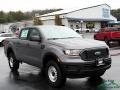 Ford Ranger XL SuperCrew Carbonized Gray Metallic photo #7