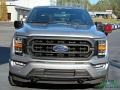 Ford F150 XLT SuperCrew 4x4 Iconic Silver photo #8
