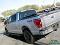 Ford F150 XLT SuperCrew 4x4 Iconic Silver photo #32