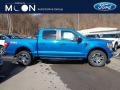 Ford F150 STX SuperCrew 4x4 Velocity Blue photo #1