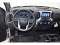 GMC Sierra 1500 SLE Crew Cab 4WD Quicksilver Metallic photo #10