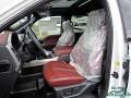 Ford F450 Super Duty Platinum Crew Cab 4x4 Star White Metallic photo #12