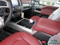 Ford F450 Super Duty Platinum Crew Cab 4x4 Star White Metallic photo #31