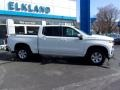 Chevrolet Silverado 1500 LT Crew Cab 4x4 Summit White photo #1