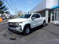 Chevrolet Silverado 1500 LT Crew Cab 4x4 Summit White photo #5