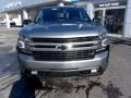 Chevrolet Silverado 1500 RST Crew Cab 4x4 Satin Steel Metallic photo #6