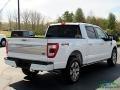 Ford F150 Platinum SuperCrew 4x4 Star White photo #5