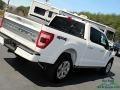 Ford F150 Platinum SuperCrew 4x4 Star White photo #27