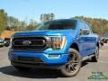 Ford F150 XLT SuperCrew 4x4 Velocity Blue photo #1