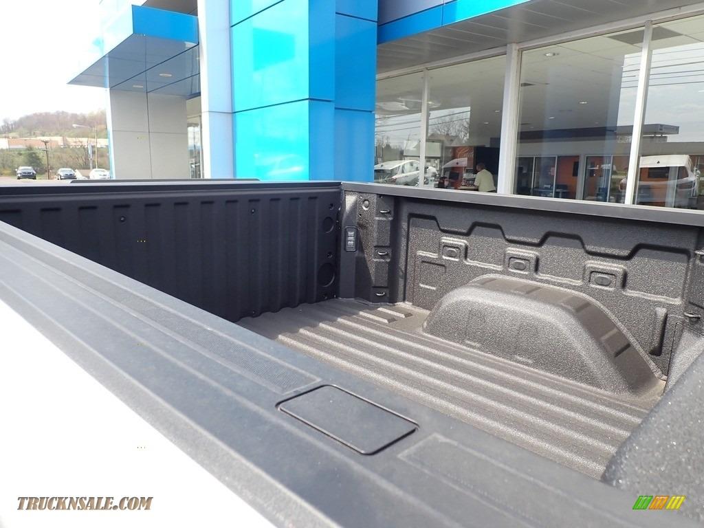 2021 Silverado 1500 LT Trail Boss Crew Cab 4x4 - Silver Ice Metallic / Jet Black photo #11