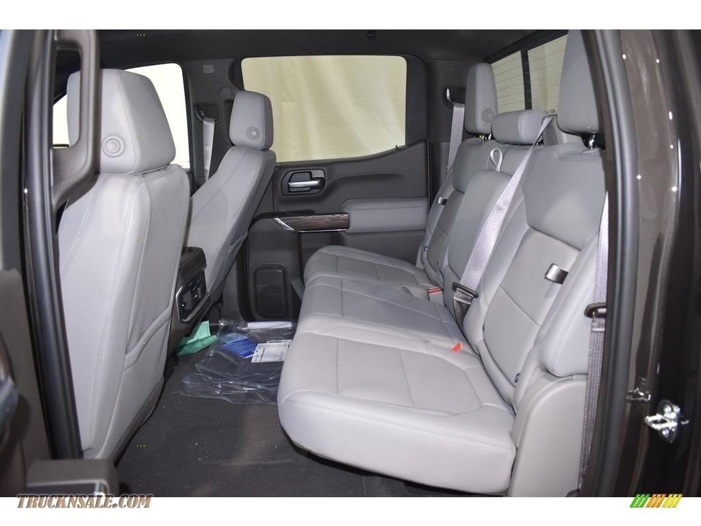 2021 Sierra 1500 SLT Crew Cab 4WD - Brownstone Metallic / Dark Walnut/Slate photo #7