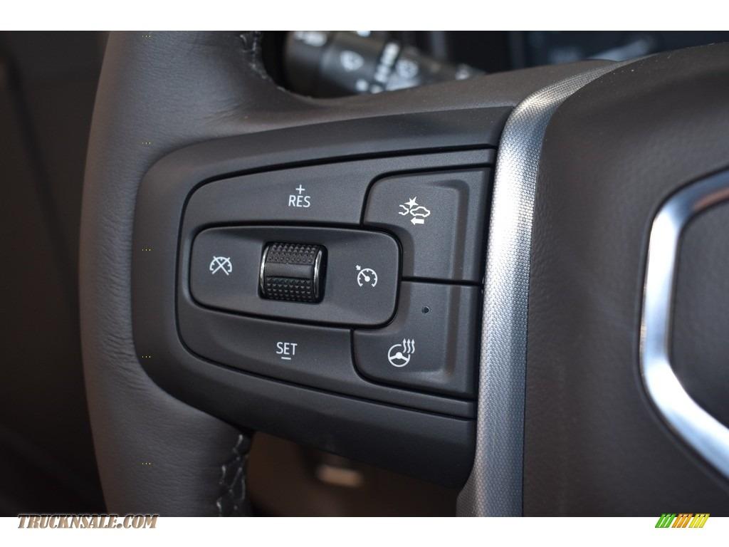 2021 Sierra 1500 SLT Crew Cab 4WD - Brownstone Metallic / Dark Walnut/Slate photo #10