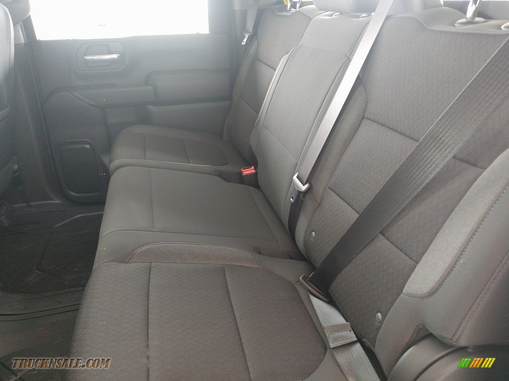 2021 Silverado 3500HD LT Crew Cab 4x4 - Cherry Red Tintcoat / Jet Black photo #18
