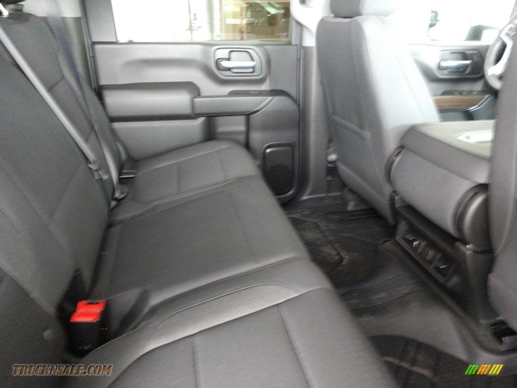 2021 Silverado 3500HD LT Crew Cab 4x4 - Cherry Red Tintcoat / Jet Black photo #23