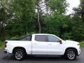 Chevrolet Silverado 1500 RST Double Cab 4x4 Summit White photo #7