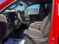 Chevrolet Silverado 3500HD Work Truck Extended Cab 4x4 Chassis Red Hot photo #5