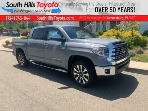 Cement 2021 Toyota Tundra Limited CrewMax 4x4