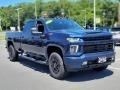Chevrolet Silverado 3500HD LT Crew Cab 4x4 Northsky Blue Metallic photo #16