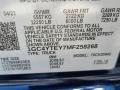 Chevrolet Silverado 3500HD LT Crew Cab 4x4 Northsky Blue Metallic photo #35