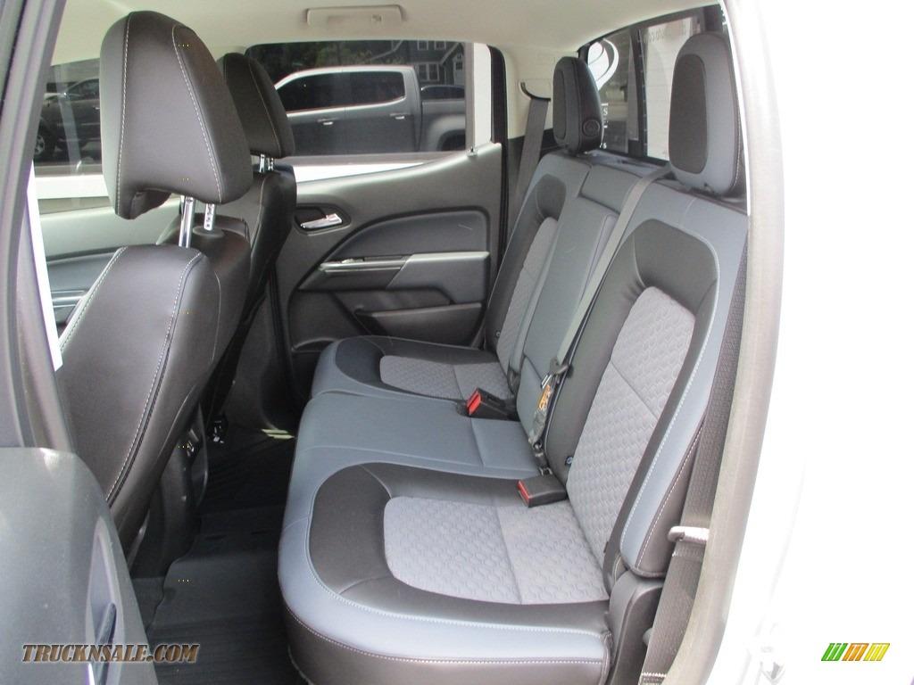 2020 Colorado Z71 Crew Cab 4x4 - Silver Ice Metallic / Jet Black photo #10
