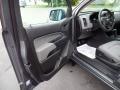 Chevrolet Colorado WT Extended Cab 4x4 Satin Steel Metallic photo #14
