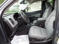 Chevrolet Colorado WT Extended Cab 4x4 Satin Steel Metallic photo #17