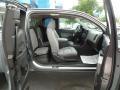 Chevrolet Colorado WT Extended Cab 4x4 Satin Steel Metallic photo #32