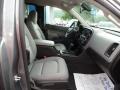 Chevrolet Colorado WT Extended Cab 4x4 Satin Steel Metallic photo #35