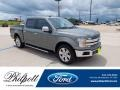 Ford F150 Lariat SuperCrew Silver Spruce photo #1