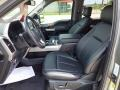 Ford F150 Lariat SuperCrew Silver Spruce photo #11