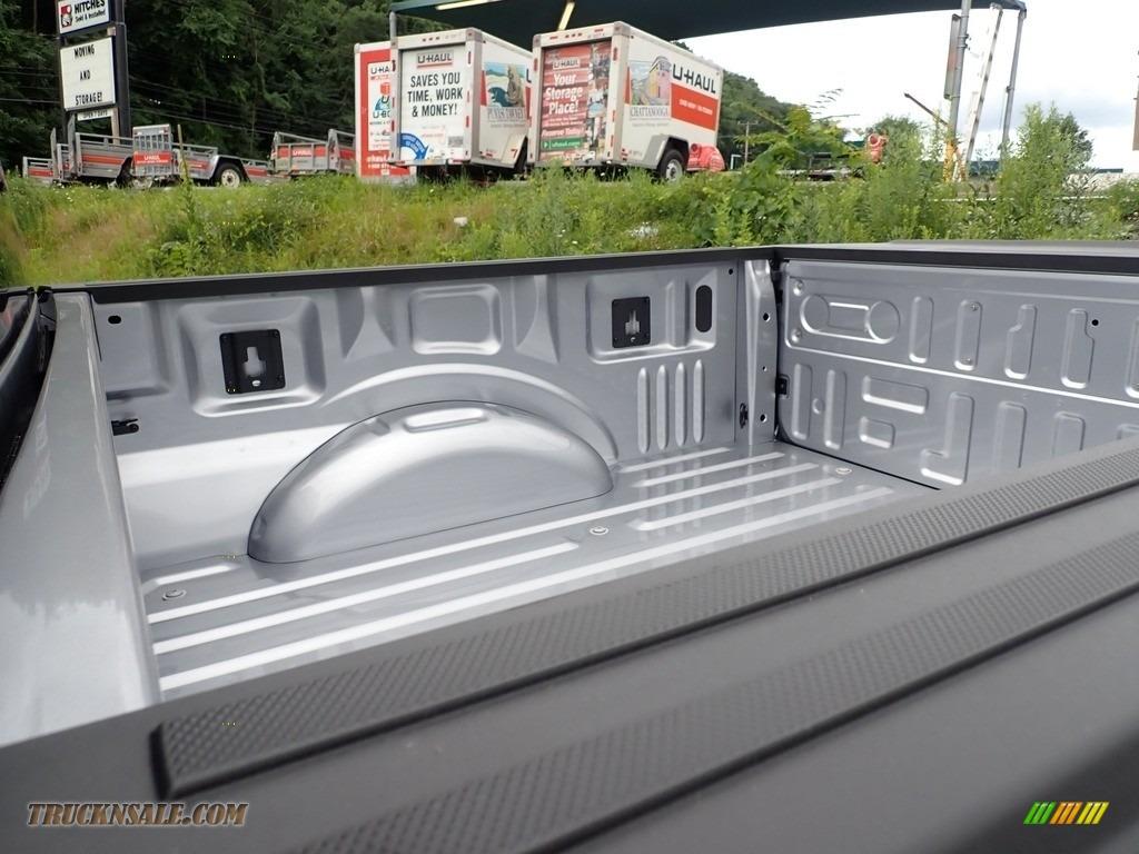 2021 F150 STX SuperCrew 4x4 - Iconic Silver / Black photo #10