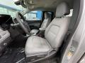 Chevrolet Colorado WT Extended Cab Silver Ice Metallic photo #6