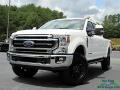Ford F250 Super Duty Lariat Crew Cab 4x4 Tremor Package Star White photo #1