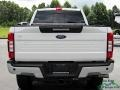 Ford F250 Super Duty Lariat Crew Cab 4x4 Tremor Package Star White photo #4