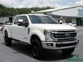 Ford F250 Super Duty Lariat Crew Cab 4x4 Tremor Package Star White photo #7