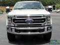 Ford F250 Super Duty Lariat Crew Cab 4x4 Tremor Package Star White photo #8