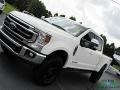 Ford F250 Super Duty Lariat Crew Cab 4x4 Tremor Package Star White photo #34