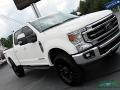 Ford F250 Super Duty Lariat Crew Cab 4x4 Tremor Package Star White photo #35