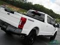 Ford F250 Super Duty Lariat Crew Cab 4x4 Tremor Package Star White photo #36