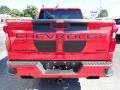 Chevrolet Silverado 1500 RST Crew Cab 4x4 Red Hot photo #4
