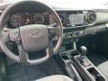 Toyota Tacoma SR5 Double Cab 4x4 Midnight Black Metallic photo #3