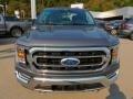 Ford F150 XLT SuperCrew 4x4 Carbonized Gray photo #8