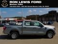 Ford F150 XL SuperCrew 4x4 Iconic Silver photo #1