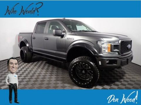 Magnetic 2020 Ford F150 STX SuperCrew 4x4