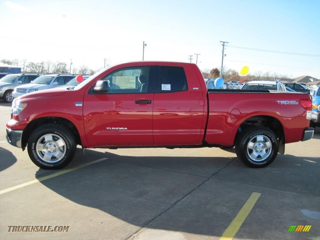 Orr Toyota Searcy >> 2010 Toyota Tundra TRD Double Cab in Radiant Red photo #3 - 009508 | Truck N' Sale