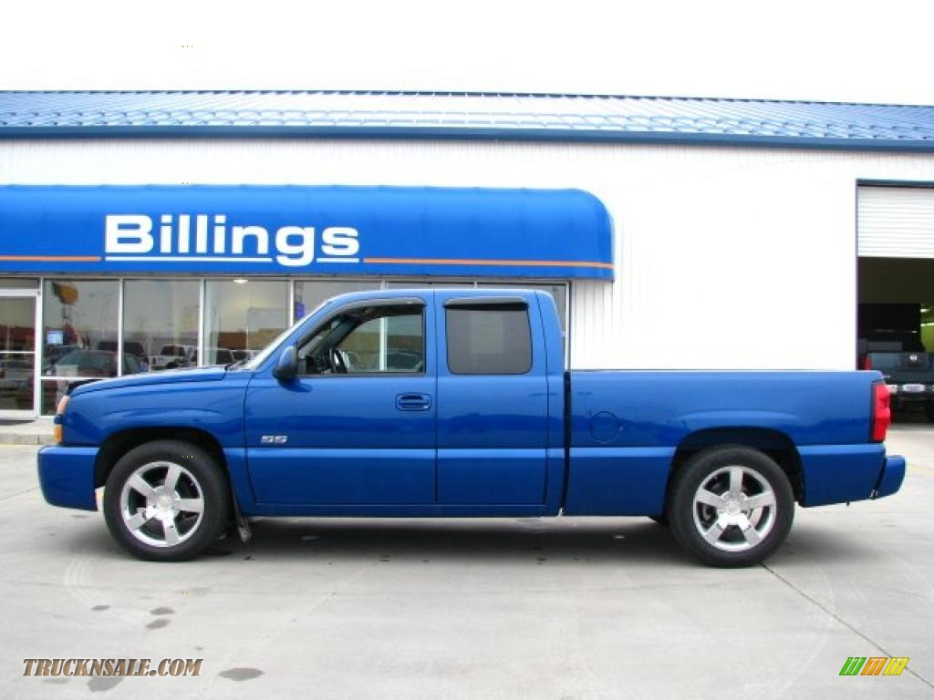 2004 Chevrolet Silverado 1500 Ss Extended Cab Awd In