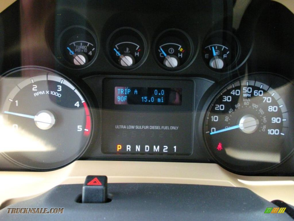 2011 Ford F250 Super Duty XLT Crew Cab in Golden Bronze Metallic photo ...